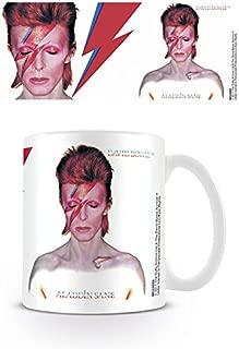 Pyramid International David Bowie (aladdin Sane) Official Boxed Ceramic