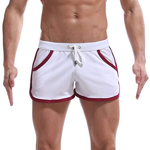 Meilleure Vente LuckyGirls Hommes Pantalons de Sport Court...