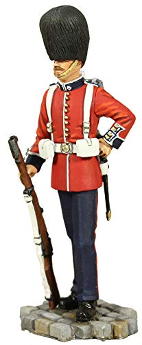 W.Britains Toy Soldiers Collectors Club 50045C British Coldstream Guard 1914 1:30 Scale Pewter