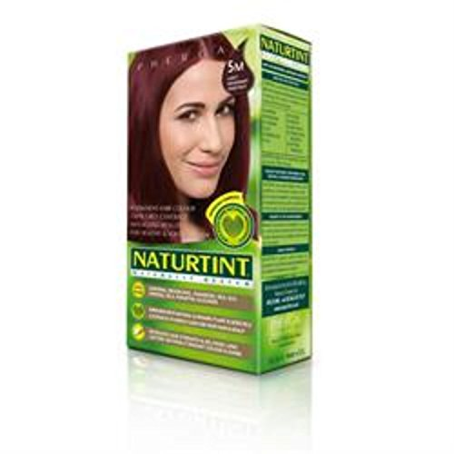 Hair Color-5M/Light Mahogany Chestnut Naturtint 4.5 oz Liquid by Naturtint