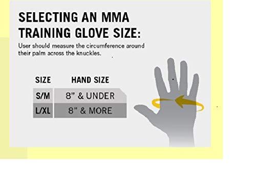 Everlast Pro Style MMA Grappling Handschuhe Abbildung 3