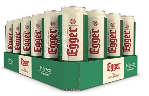 Egger Bier - Dose - 24 x 0,5 l