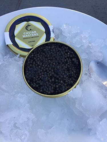 Caviar Calidad Osetra 50 grs Premium