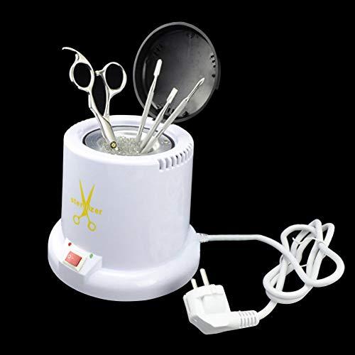 Hochtemperatur Sterilisator Topf Maschine Heißluftsterilisator Instrumente für Make-up Nail Art Salon Zange Pinzette Schere Werkzeuge Tatoo Zubehör