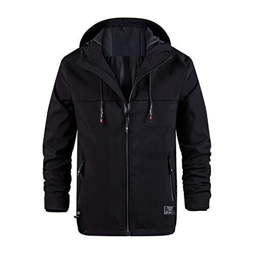 Yxr - Chaqueta para hombre, diseño de primavera coreano, ropa de hombre
