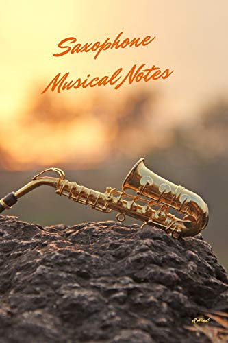 Saxophone Musical Notes