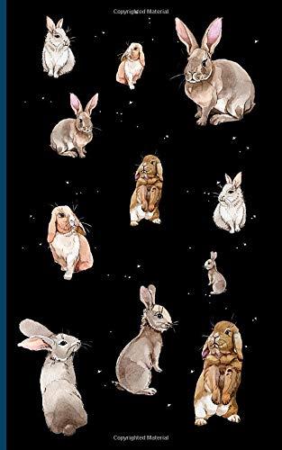 Bunny Rabbit Journal Note Book: ...