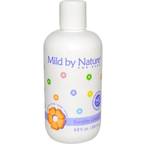 Pour bébé, tous les jours Lotion, 8,8 fl oz (260 ml) - Doux By Nature