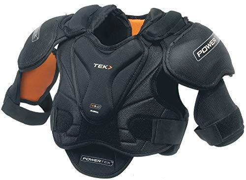 PowerTek V3.0 Hockey Shoulder Pads (Junior Medium)