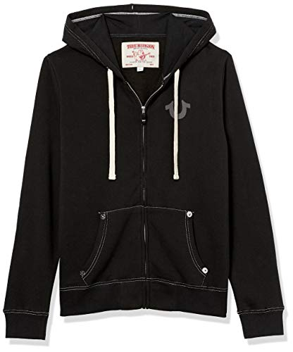 nice black hoodie for men