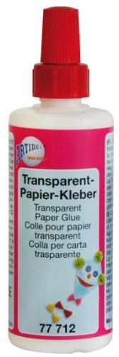 Transparentpapier Kleber 102 g