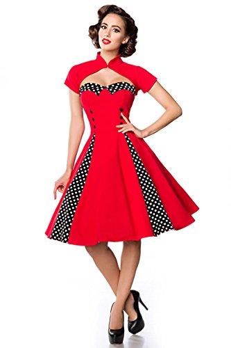 Vintage Kleid Retro Rockabilly Vintagekleid 50er Jahre