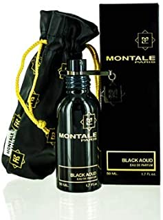 Montale Black Aoud - Edp - Volume: 50 Ml 50 ml