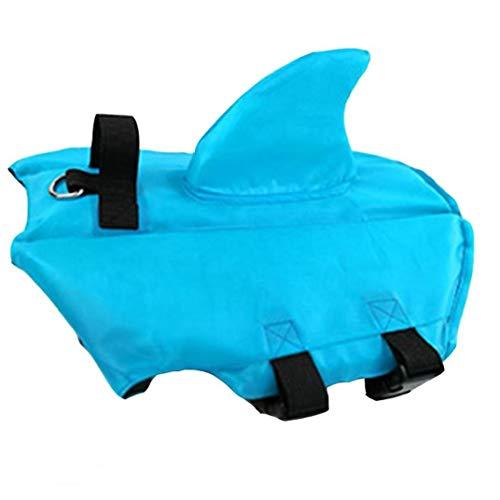AMOYER Seescheiden Hundeschwimmweste Flosse Für Hund Schwimmen Sicherheitsablage at Ease Wissen Ihre Pooch Hat Eine Schwimmweste