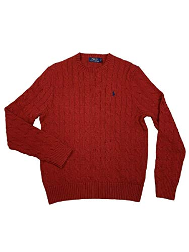 Ralph Lauren Cable Knit Sweaters Men