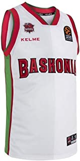 KELME - Camiseta 3ª 18/19 Kirolbet Baskonia: Amazon.es: Deportes y ...