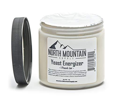 North Mountain Supply Yeast Energizer - 1 Pound Jar
