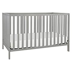 Meets ASTM international and U.S. CPSC safety standards Non-toxic, lead and phthalate safe finish Converts to a daybed and toddler bed (M3899 conversion kit sold separately) Four adjustable mattress levels Made with New Zealand pine wood Adjust mattr...