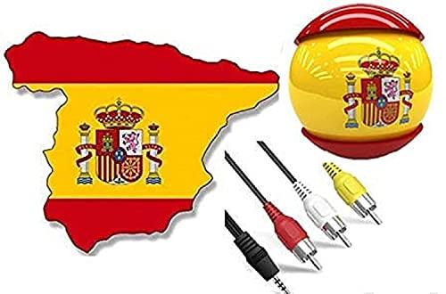4 CLINES CCCAM ESPAÑA - Envio RAPIDO - 1 AÑO SIN Cortes ⭐⭐⭐⭐⭐ NO Son Chinas Bull-Seller