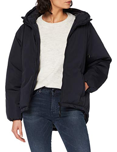 Preisvergleich Produktbild Scotch & Soda Maison Womens Jacke mit Kapuze aus recyceltem Material Jacket,  Night 0002,  S