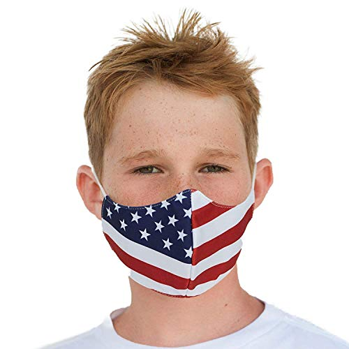 Image of Youth Washable Face Mask...: Bestviewsreviews