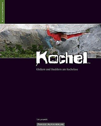 Kochel. Klettern und Bouldern am Kochelsee