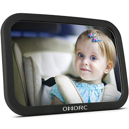 Miroir Auto Rétroviseur de Surveillance Bébé