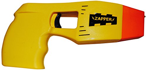 ZAPPER Yellow Toy