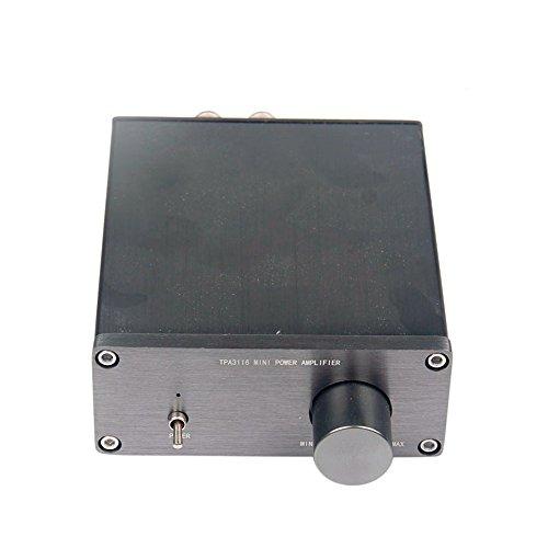 『GAOHOU ミニデジタルパワーアンプ-HiFi-TPA3116-ステレオ-2-0チャネル・オーディオ・アンプ-50-50W-WT』の1枚目の画像