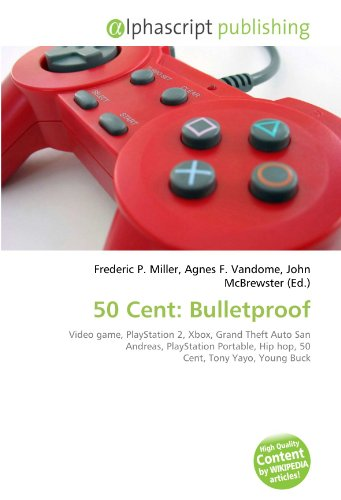 50 Cent: Bulletproof: Video game, PlayStation 2, Xbox, Grand Theft Auto San Andreas, PlayStation Portable, Hip hop, 50 Cent, Tony Yayo, Young Buck