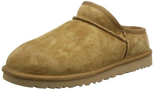 UGG Classic Slipper, Pantofole a Collo Alto Donna, Chestnut, 37 EU