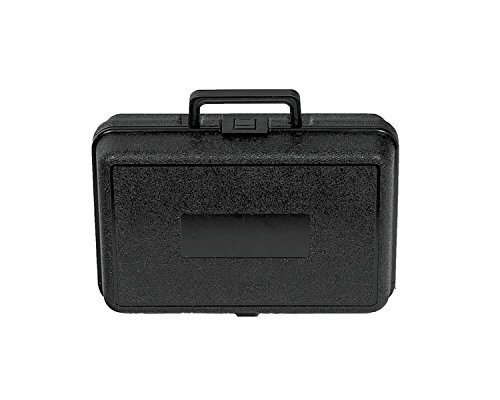 Plastic Plastic Carrying Case with Foam, 12