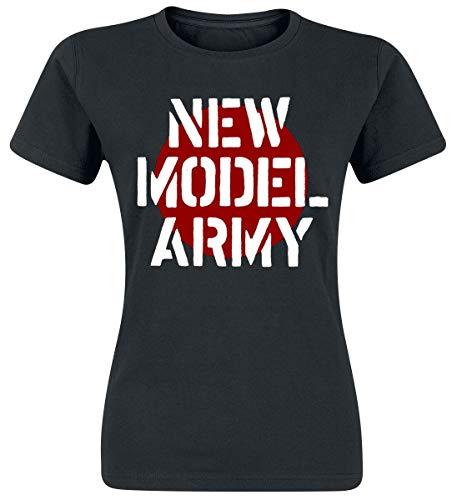 New Model Army T-Shirt schwarz XL