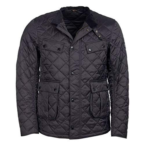 Barbour International Steppjacke schwarz Ariel Quilt Jacke, MQU1240, Schwarz, MQU1240 X-Large