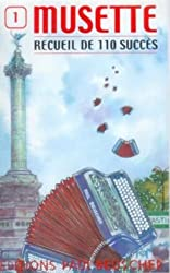 Partition : 110 succes musette n°1 accordeon