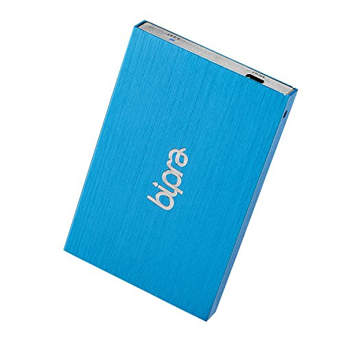 Externe Festplatte Blau Bipra 2.5 Zoll FAT32 500 GB