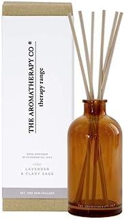 Therapy Range セラピーレンジ Essential Oil Diffuser エッセンシャルオイル ディフューザー Lavender & Clary Sage ラベンダー&クラリセージ Relax(リラックス/寛ぐ)