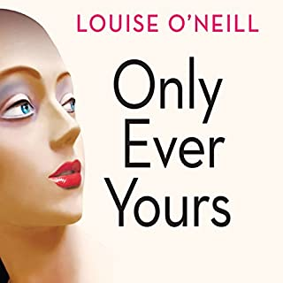Only Ever Yours cover art