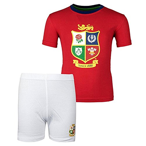 Conjunto de pijama de bebé de British y Irish Lions Rugby | 2017Tour