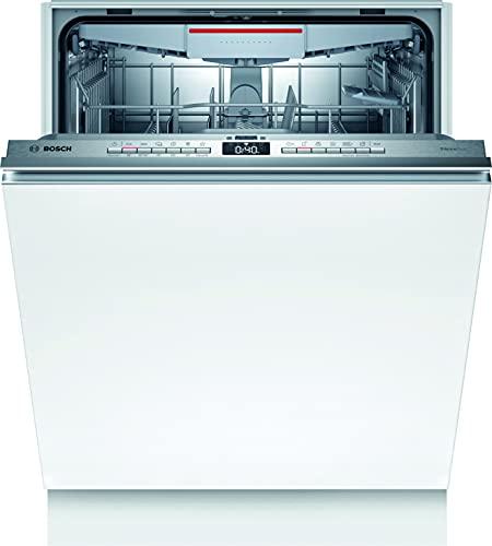 Bosch Electrodomésticos SMV4EVX14E Serie 4 - Lavavajillas totalmente retráctil, 60 cm