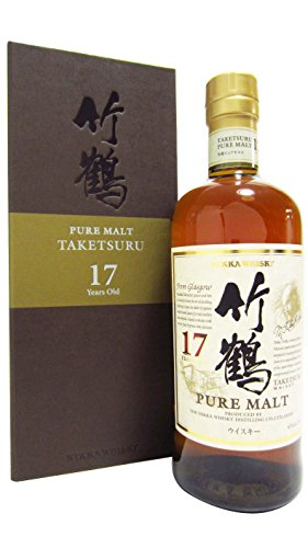 Nikka Taketsuru - Pure Malt - 17 year old Whisky