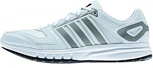 adidas Herren Laufschuhe Neutral- und Straßenlaufschuhe Mens Sneakers Galaxy Lea Running Sport Shoes Fitness Trainers White Size 15 New M21899
