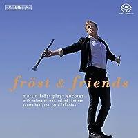 Frost And Friends by AHBEZ EDEN / BACH JOHANN SEBA (2010-07-27)