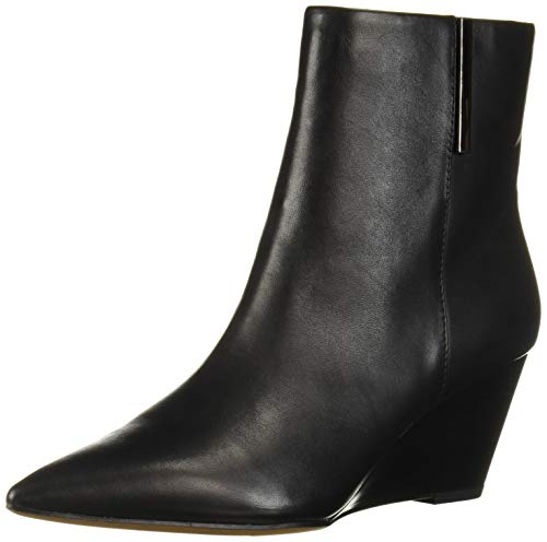 Franco Sarto Women's Athens Ankle Boot, Black, 7 M US