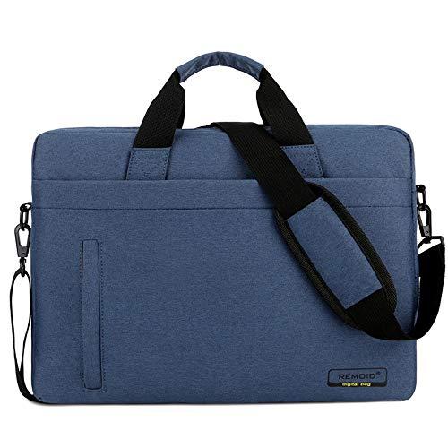 MXueei Laptop Tas, Bagage Schouder Zakelijke Computer Tas, Gift Bag Aktetas Verzekering Tas, Kleur