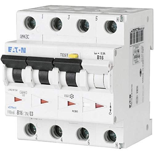 Eaton 170988–Interruttore combinato frbm6-b16/3N/003-A