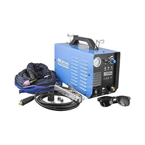 Güde Plasmaschneider GPS 40A Plasma Plasmaschneidgerät 10-40 A + Schutzbrille