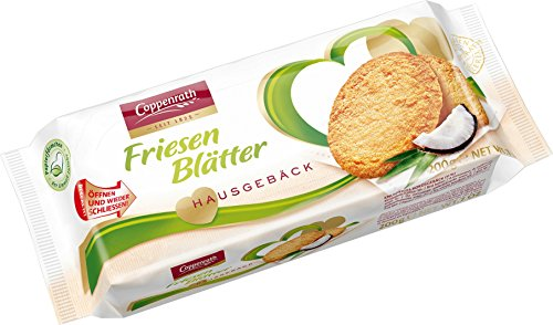 Coppenrath Hausgebäck Friesenblätter