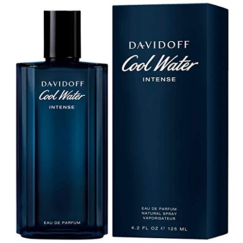 Davidoff Cool Water Intense for Men Eau de Parfum Spray, 4.2 Ounce