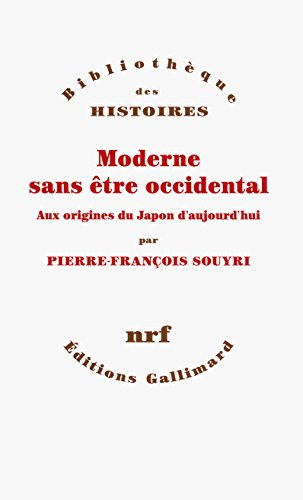 Moderne sans être occidental